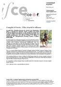 Complet à Verrie : l'Ifce réactif et efficace