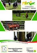 La filière équine Champagne-Ardenne (données 2013)