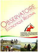 Observatoire économique régional 2015 : la filière équine en Languedoc-Roussillon