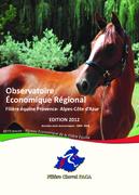 Observatoire Economique Régional : filière équine Provence-Alpes-Côte d
