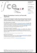 Quatre formations à suivre en Nouvelle Aquitaine