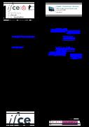 Annexe 1 - Liste des organismes agréés
