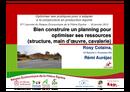 Témoignage centre équestre : bien construire un planning pour optimiser ses ressources (structure, main d