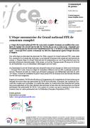 L'étape saumuroise du Grand national FFE de concours complet