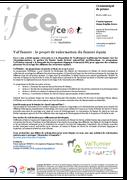 Val'fumier : le projet de valorisation du fumier équin