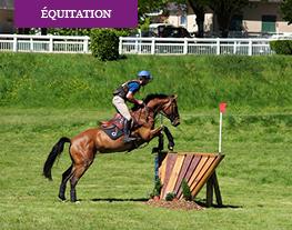 équitation concours complet