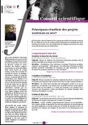 Lettre d'information du conseil scientifique de la filière équine n°22