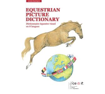 Dictionnaire équestre en 8 langues - Ifce