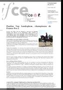 Pauline Van Landeghem, championne de France Pro 2