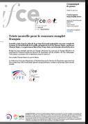 Triste nouvelle pour le concours complet français
