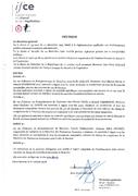 Direction générale - Pinel, Teisserenc, Le Comte, Grasset
