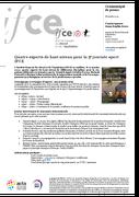 Quatre experts de haut niveau pour la 5e journée sport IFCE