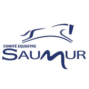 Logo du comité équestre de Saumur