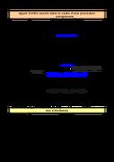 Dpt de la communication - Prestations graphiques des supports de com de l