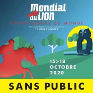 Mondial du Lion 2020 sans public