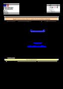 Dir. des connaissances - Fourniture de papier indéchirable (15/10/2020)