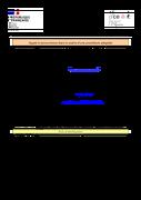 Dir. des connaissances - Travaux de routage pour les courriers du SIRE (19/10/2020)