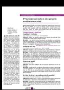 Lettre Recherche et Développement octobre 2020 - Résultats projets 2019